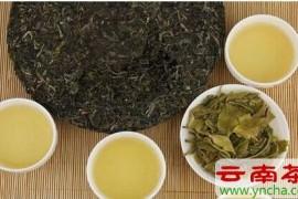 普洱生茶和绿茶的区别