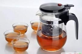 普洱茶泡茶茶具的选择