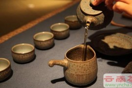 中国茶文化:泡茶八要