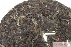 普洱茶生茶为什么一般不以散茶的方式存放?