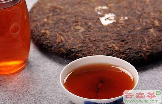 普洱熟茶是什么茶?普洱熟茶的功效和存放