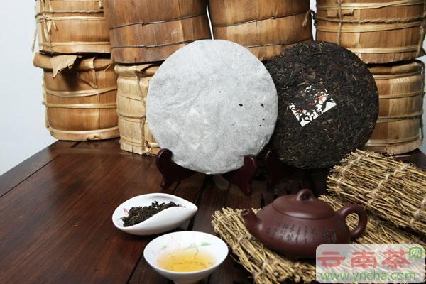 普洱茶夏季存储.jpg