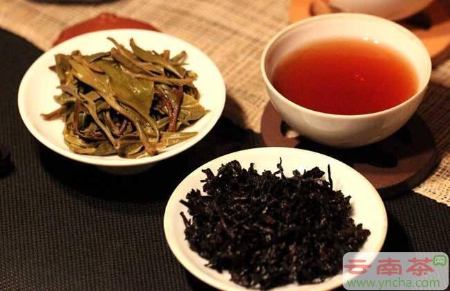 普洱茶划分方式