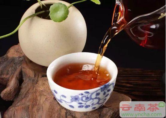 品鉴普洱茶好坏的四大要诀
