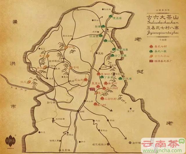 云南普洱茶六大古茶山300年沉浮3.jpg