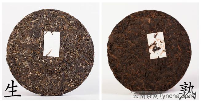 普洱生茶和熟茶的区别,普洱生茶和普洱熟茶哪种更值得收藏?