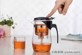 普洱茶怎么泡:如何用飘逸杯冲泡普洱茶?
