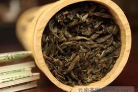 竹筒茶怎么打开?如何撬开竹筒普洱茶取出里面的茶叶?
